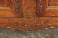 Large Cherrywood & Walnut Dresser (5 of 13)
