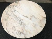 Antique Marble Top Coffee Table (6 of 7)