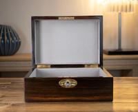 Decorative Coromandel Table Box 1850 (3 of 8)