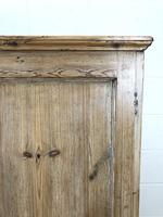 Large Antique Pine Cupboard (5 of 11)