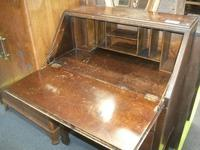 2 Drawer Fall Front Bureau (3 of 3)
