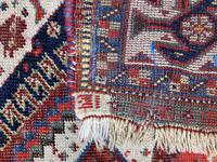 Antique Qashqai Rug 1.47m x 1.04m (11 of 17)