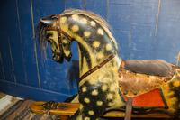 Vintage Rocking Horse. Baby Carriage Rambler (5 of 11)