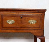 Georgian Oak Dresser Base Sideboard Mahogany George III (3 of 14)