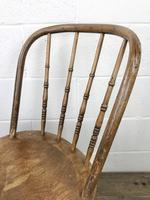 Set of Four Antique Bentwood Chairs (7 of 8)