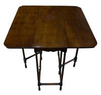 Very Fine George III Chippendale Period Drop-leaf Gateleg Table (4 of 6)
