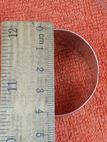 Antique Sterling Silver Hallmarked Napkin Ring 1903 (4 of 6)