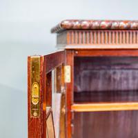 Edwardian Glazed Bookcase (3 of 7)