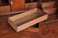Early 18th Century Oak Bureau (9 of 14)