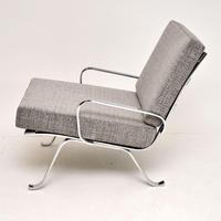 1960's Chrome Vintage Armchair (3 of 9)