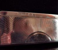 Antique Silver Card Case, Edwardian (12 of 13)