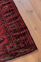 Vintage Handmade Persian Turkoman Rug (5 of 12)