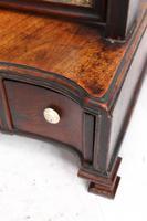 Antique Georgian Mahogany Dressing Table Mirror (10 of 13)