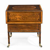 George III Chippendale-style Satinwood Pembroke Table (13 of 14)