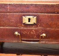 Fine Regency Leather Work Box (14 of 14)