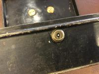 Toleware Box with Bramah Lock (2 of 8)