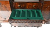 Gillows Sideboard Server Mahogany Buffet c.1880 (6 of 11)