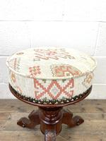 Antique Rise & Fall Piano Stool (2 of 6)