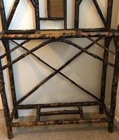 Victorian Japanese Inspired Bamboo Hall Stand c1880 (3 of 6)