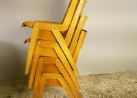 1950's mid Century Dining Chairs by Casala / 10 Available (2 of 5)