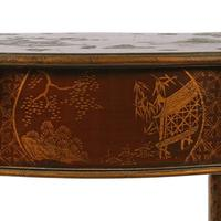 Early 20th Century Chinoiserie Style Table (5 of 8)