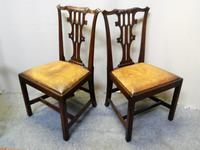 Set of 10 Mahogany Dining Chairs (4 of 7)