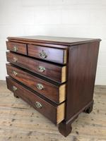 George III Mahogany Chest of Drawers (14 of 18)