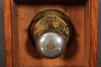 French Brass Inlaid Rosewood Mantle Clock (11 of 14)