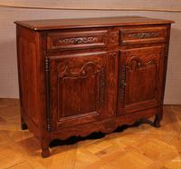 Louis XV Buffet in Cherrywood - 18th Century (8 of 11)