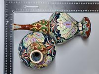 Stunning Pair of Royal Bonn Art Nouveau Vases 'Old Dutch' c.1910 (11 of 14)