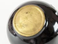 Korean Black Laquered Brass Pot (3 of 5)