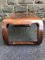 Antique Chinese Opium Coffee Table (3 of 11)