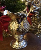 Ornate Silver Cream Jug, Charles Chesterman c1780 (2 of 5)