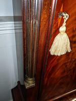 Early Late 18th / Early 19th Century Moon Dial Longcase Grandfather Clock (8 of 10)