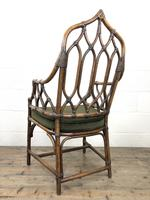 Vintage Angraves Bamboo Armchair (10 of 12)