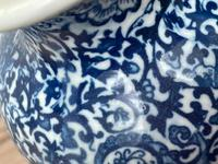 Beautiful Pair Small Chinese  Qing Style Porcelain Peony Vases (20 of 33)