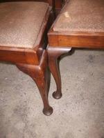 Set of 4 Mahogany Chairs (3 of 3)