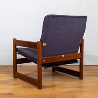 Super Mid Century 1960-70s Campus Armchair by Lupton Morton - 1 Remaining (8 of 13)