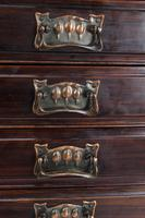 Antique Edwardian Music Chest / Music Cabinet (8 of 13)