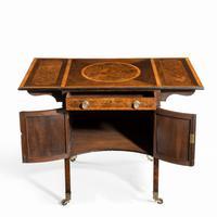 George III Chippendale-style Satinwood Pembroke Table (5 of 14)