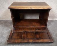 Titchmarsh & Goodwin Oak Miniature Fall-Front Dower Chest RL21422 (5 of 11)
