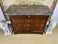 19th Century Marble Top Commode (5 of 8)