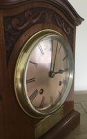 Edwardian High Quality Eight Day Striking Bracket Clock (6 of 11)