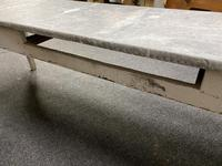 Large 19th Century French Zinc Top Table (10 of 13)