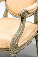 Pair of Louis XVI  Design Armchairs (6 of 7)