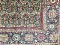 Antique Tabriz Rug (3 of 8)