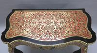 French 19th Century Louis XV Style Boulle Games Occasional Table (3 of 12)