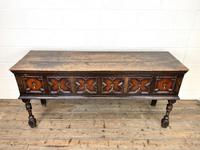 Antique 18th Century Geometric Dresser Base (2 of 10)