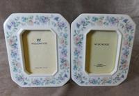 Two Wedgwood Bone China Photo Frames (5 of 5)