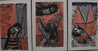 A set of 12 lithographs by Robert Colquhoun (4 of 5)